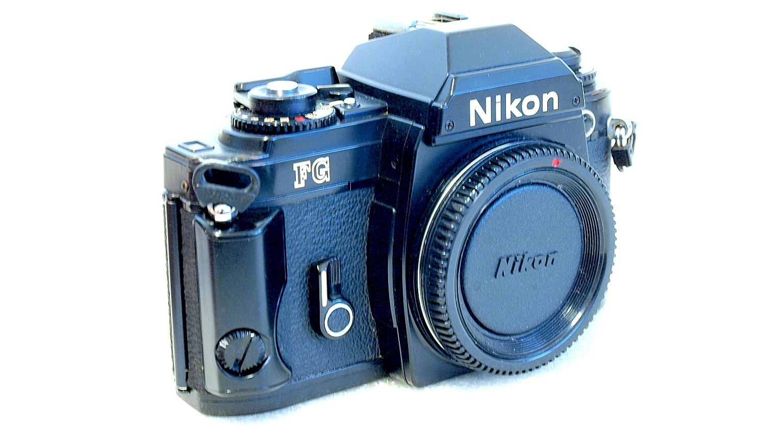 Nikon FG (Black) Body #383