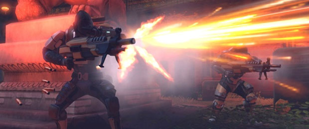 XCOM Enemy Within Expansion pack trailer
