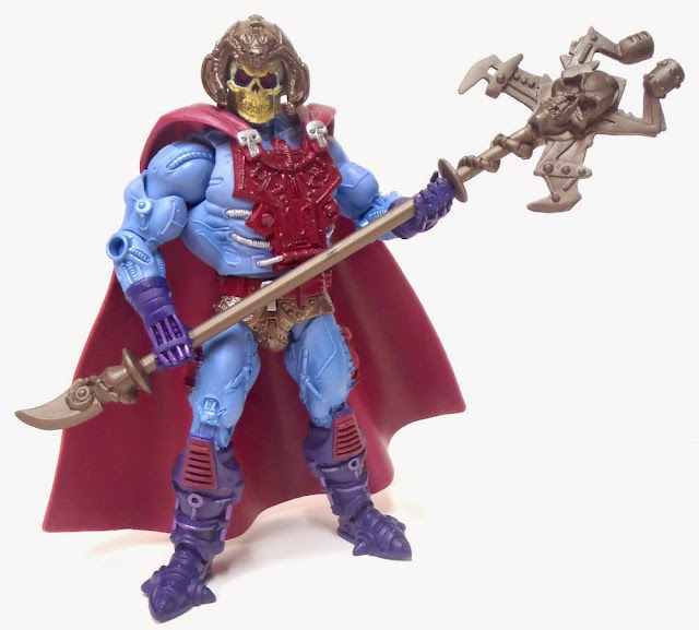 Skeletor The new adventures of He-Man MOTUC