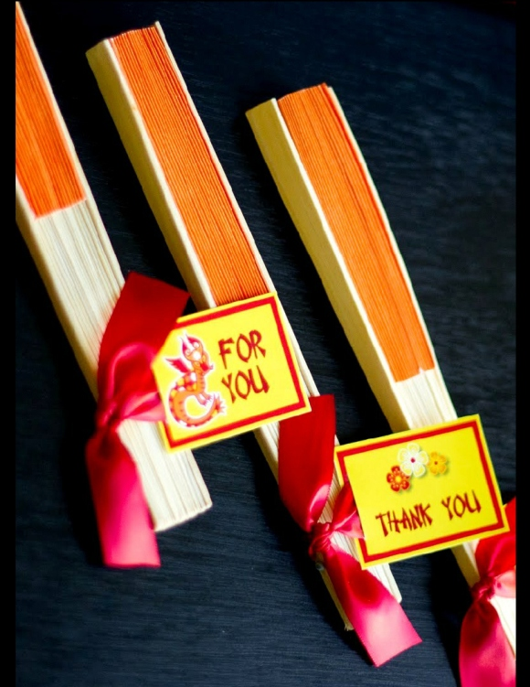 Chinese Lunar New Year Party Ideas - via BirdsParty.com