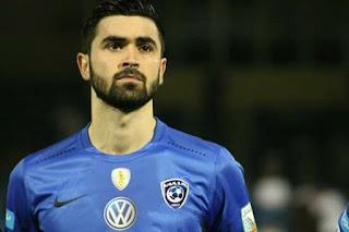 انتقال السوري عمر خريبين من نادي الظفرة الإماراتي إلى الهلال رسميا