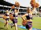 Kolkata Knight Riders cheerleaders enthrall the spectators
