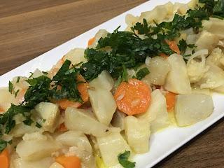 Zeytinyağlı yemek tarifleri, zeytinyağlı tarifler, Yemek Tarifleri, Kereviz yemeği, Tarifler,