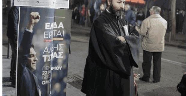 Οι συνέπειες από τις κινήσεις του ΣΥΡΙΖΑ με την Εκκλησία