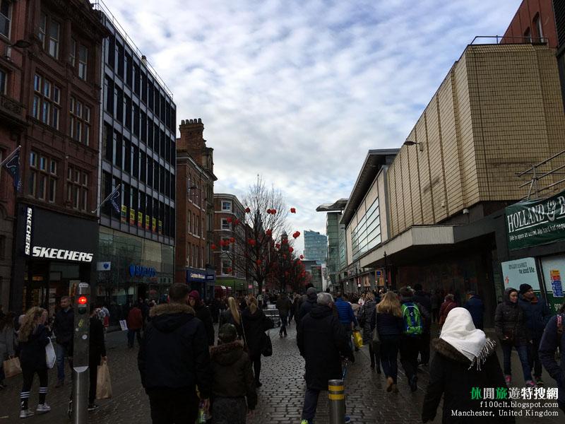 [英格蘭.曼徹斯特] 英格蘭西北觀光第二大城 簡單兩天一夜小旅行