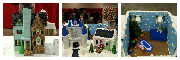 Boston Christmas Festival Gingerbread House Competition_New England Fall Events