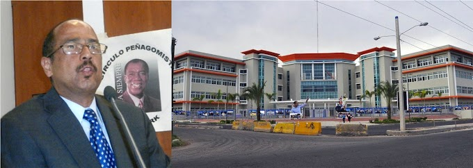 Círculo Peñagomista considera mezquindad eliminar nombre de Peña Gómez a edificio municipal de SE