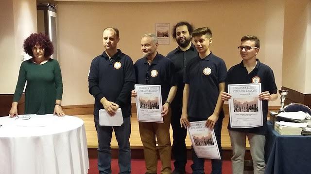 Mε επιτυχία η παρουσία της ομάδας του ΠΕΡΣΕΑ Άργους στο φετινό κύπελλο ΕΣΣΠΕΠ