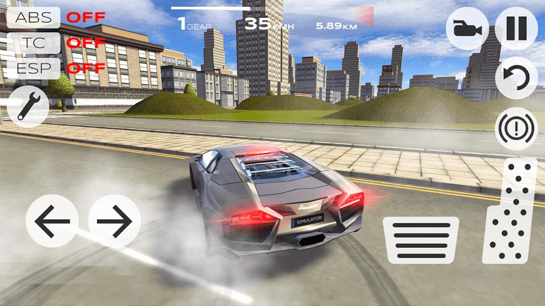 Extreme Car Driving Simulator MOD DINHEIRO INFINITO 5.3.0