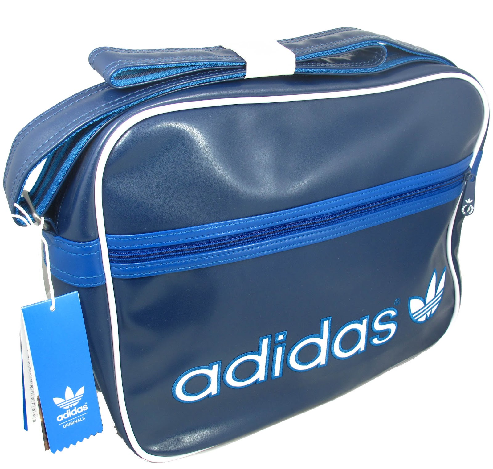581fab3780a Adidas Airline Bags NEW colours. Some amazing old school ...