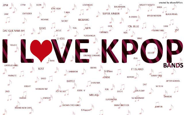Ini Penyebab Remaja Dunia Tergila-gila pada K-Pop
