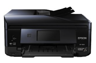 Epson Expression Premium XP-830 Wireless Printer Setup
