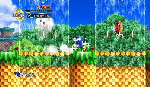 Sonic the Hedgehog 4 - Episode1 screenshot 3