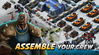 Crime Lords Mobile Empire Mod Apk Unlocked all item