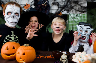 Halloween Party Pictures