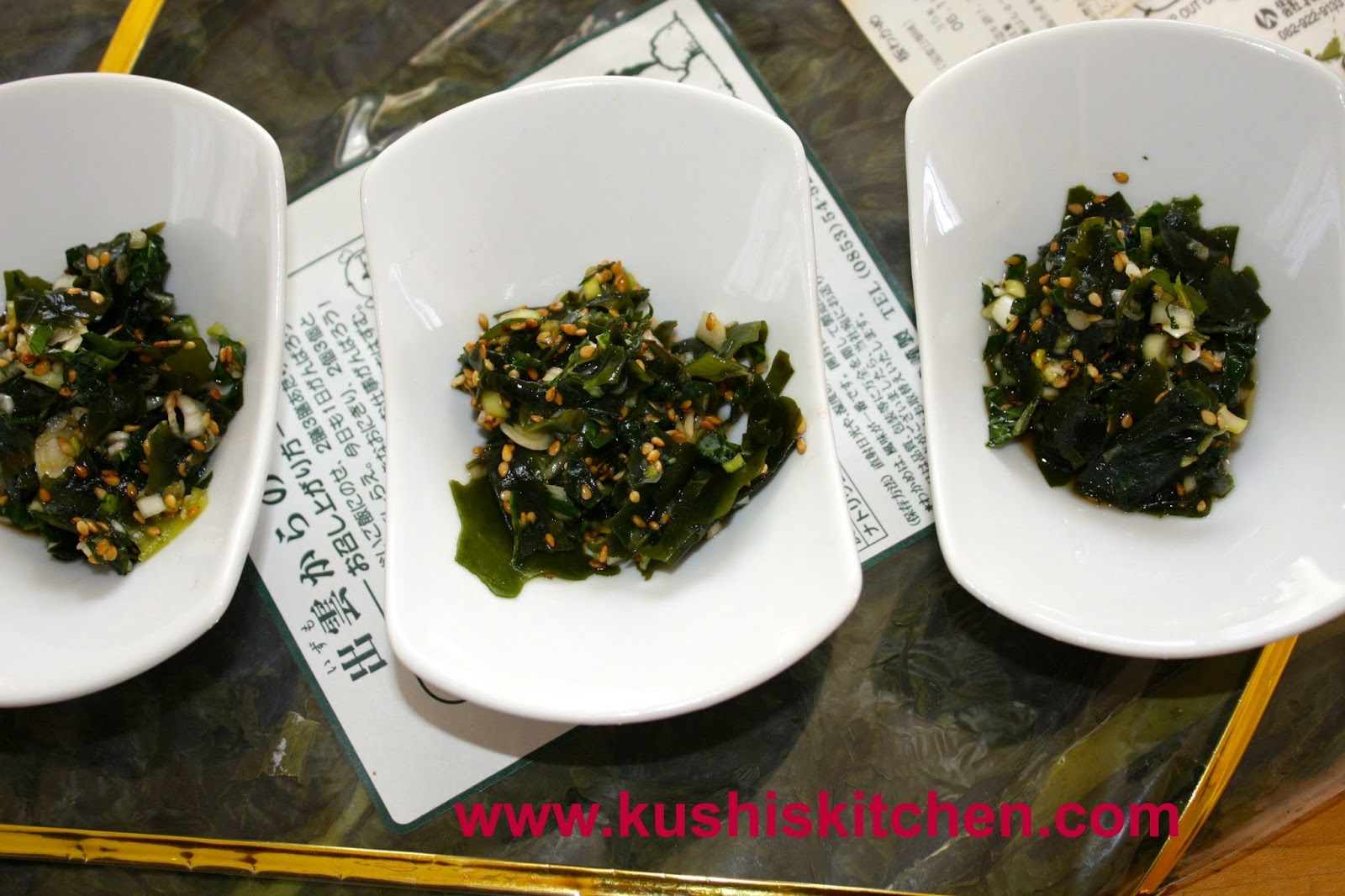 Kushi's Kitchen Blog