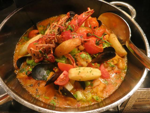 Lobster Bouillabaisse
