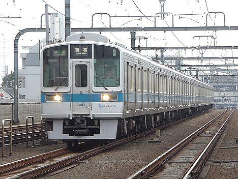 【消滅!】小田急電鉄 準急 新宿行き1 1000形