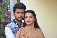 Khayyum, Gourav, Madhulagna Das, Athiya, Sekhar at Chandra Danger Love Story Press Meet  0035.jpg