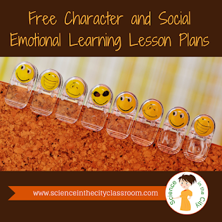Free Social and Emotional Learnig 3 Days of Lesson Plans