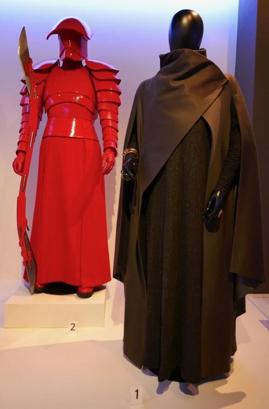 Star Wars Last Jedi General Leia Organa costume