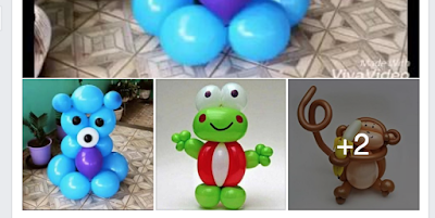 Aprende con Sara Aprende a como hacer figuras de globos a mano