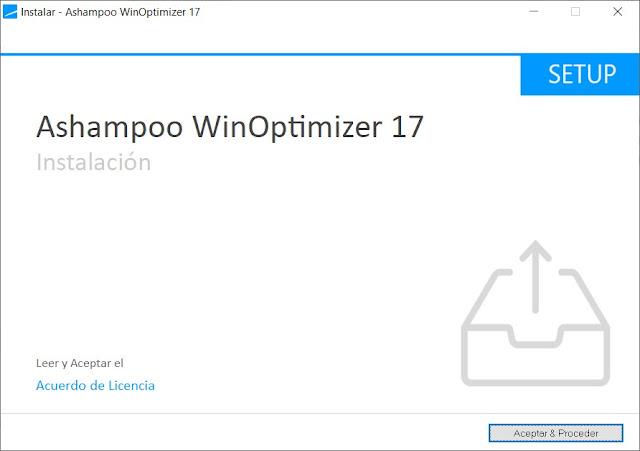 Ashampoo WinOptimizer 17 full imagenes