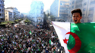 Bowing To Mass Protest From Citizens, The Algeria President, Bouteflika Resigns