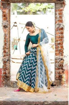 Anchor Sreemukhi Latest Photoshoot Stills