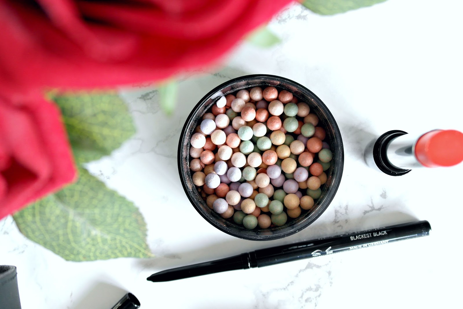 Avon Colour Correcting Pearls, review, beauty blogger