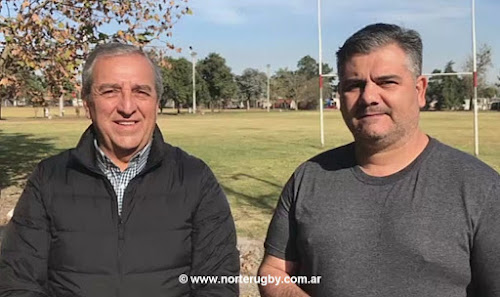 José Chico y Silvio Salmoiraghi #LinceRC