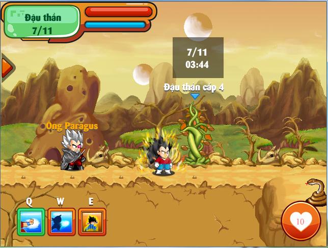 Ngọc Rồng Online là thể loại game nhập vai đánh đấm trên mobile mô phỏng  các nhân vật trong bộ truyện tranh nổi tiếng Nhật Bản 7 Viên Ngọc Rồng  (DragonBall) ...