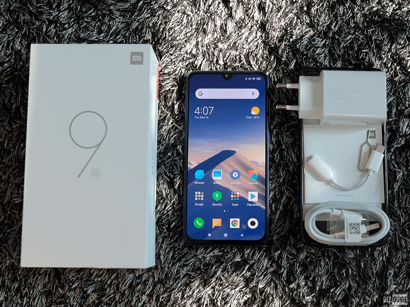 Top 5 highlights of Xiaomi Mi 9 SE