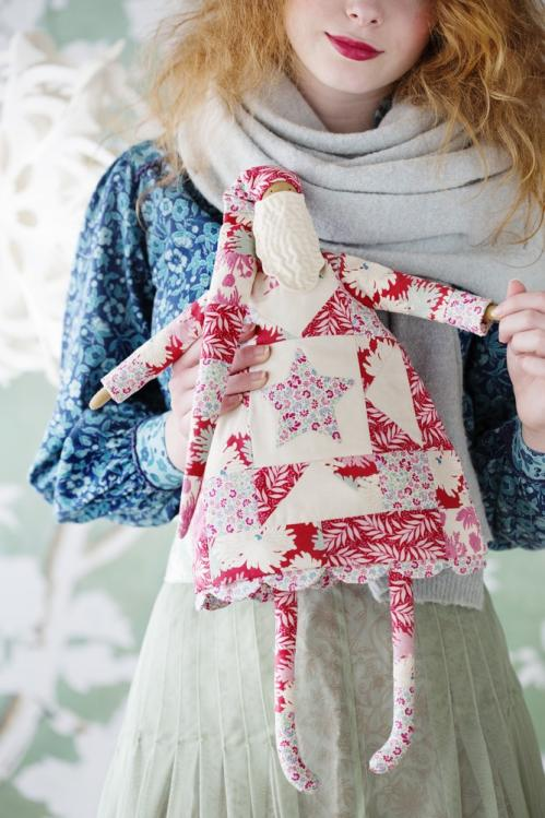 The Literate Quilter Tilda Sewing By Heart New Patterns