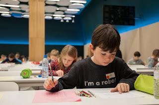 160 finalisten vanover het hele land maten zich met elkaar tijdens de Pangea-wiskundequiz.