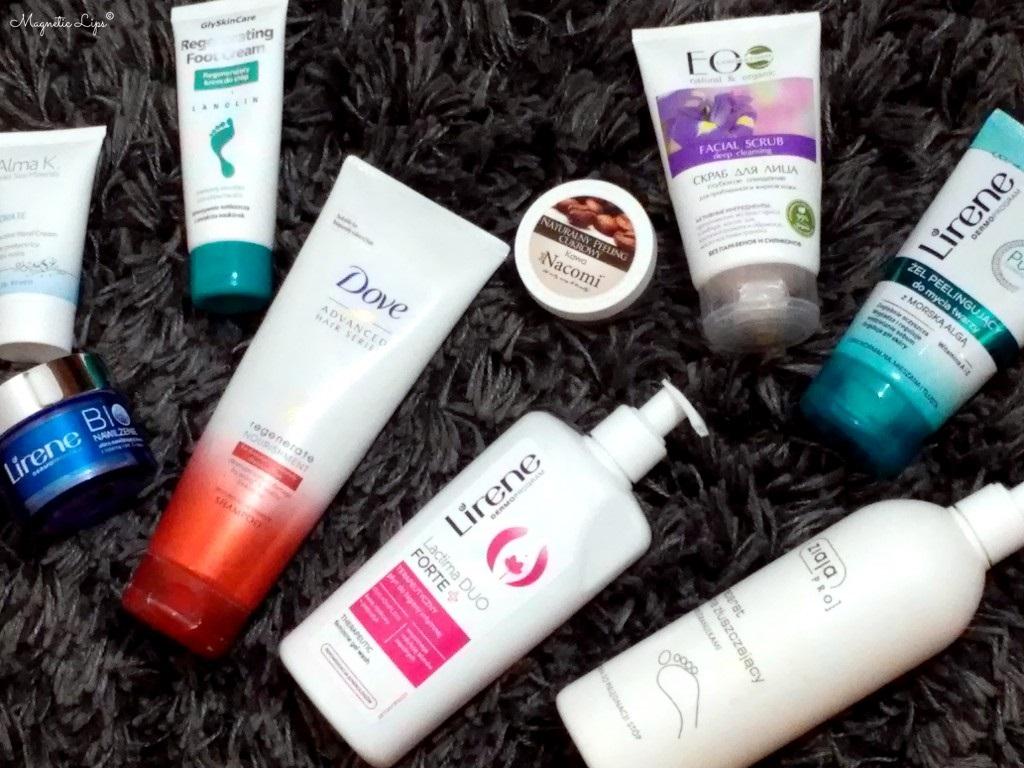 kosmetyczne zużycia grudzień 2017