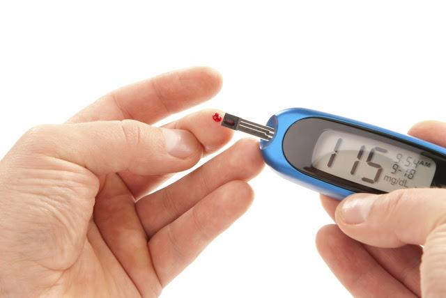 Diabetes Diet Control Chart