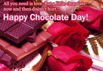 chocolate day 2018 wishes