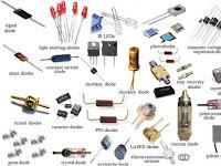 Macam Macam Komponen Penting Dalam Elektronik