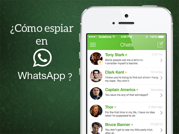 ¿Buscas Como hackear WhatsApp?