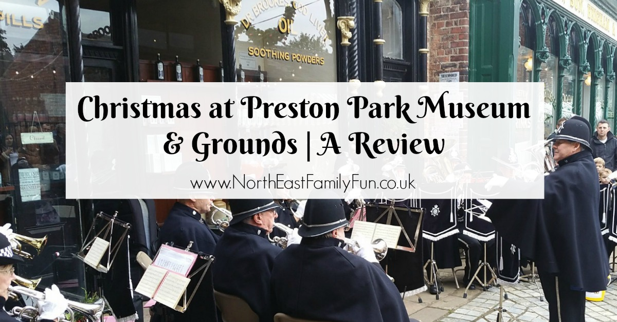 Preston Park Museum & Grounds | Christmas Bazaar and visiting Santa 2016