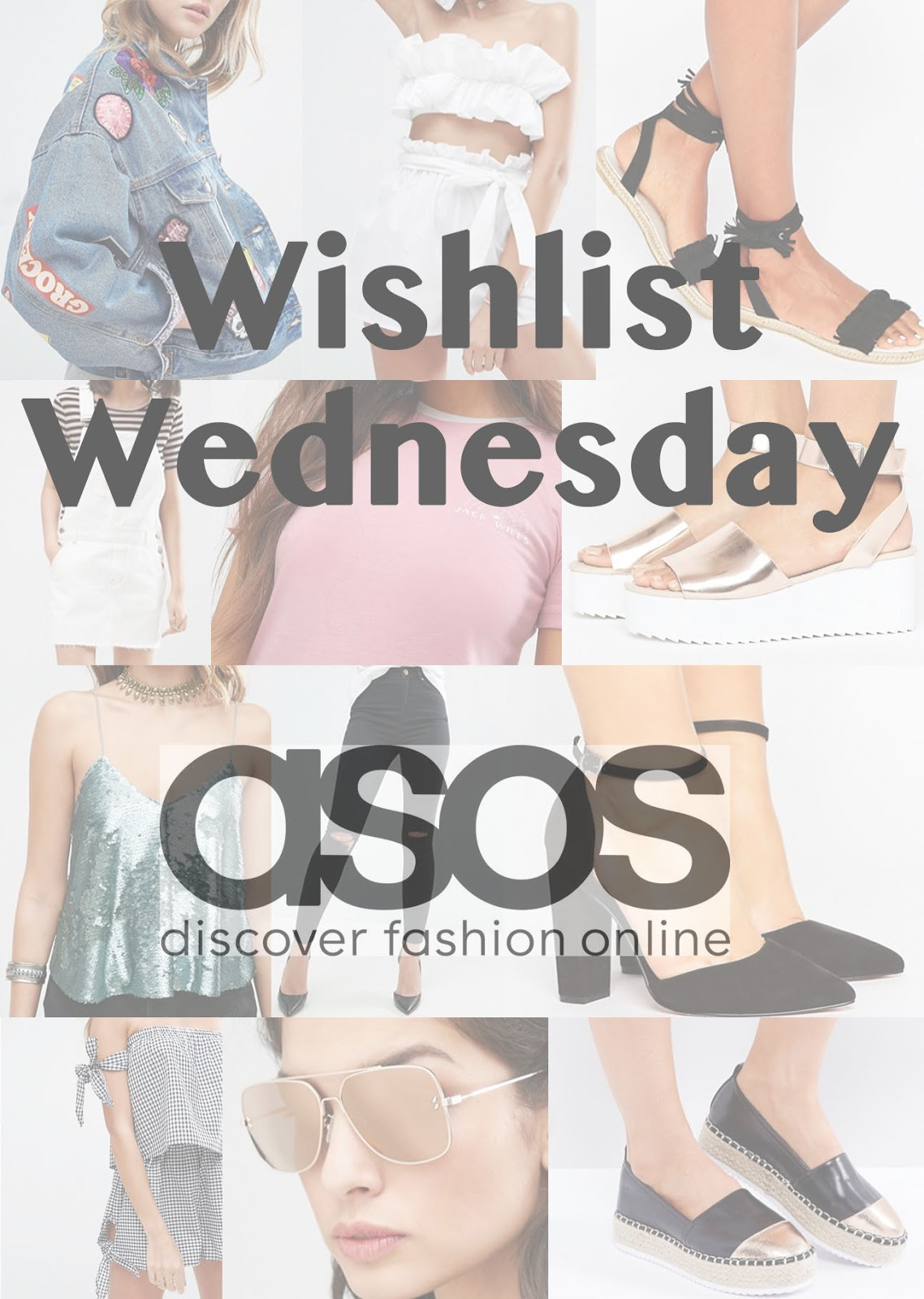 Wishlist Wednesday | ASOS