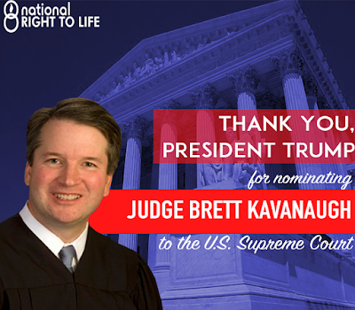 President Trump's SCOTUS Pick Judge Brett Kavanaugh Will Need Your Help!