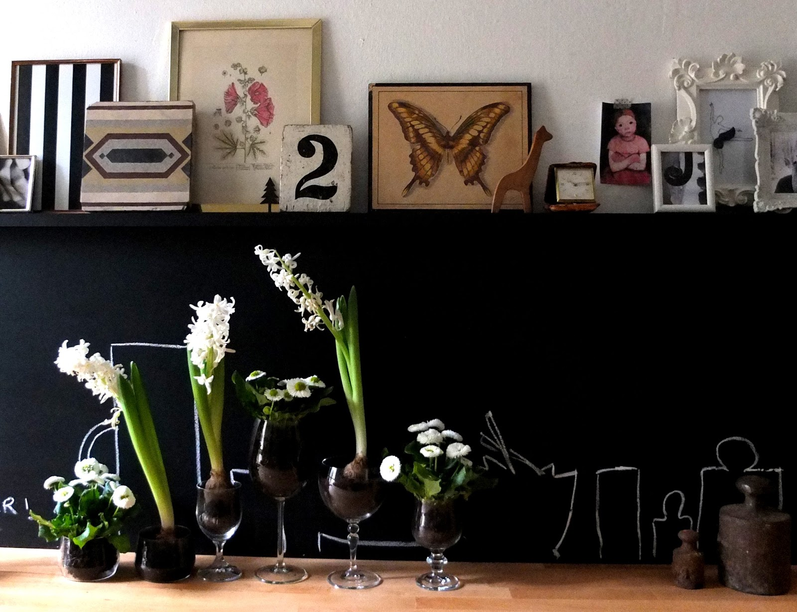 Minza will sommer: tafel