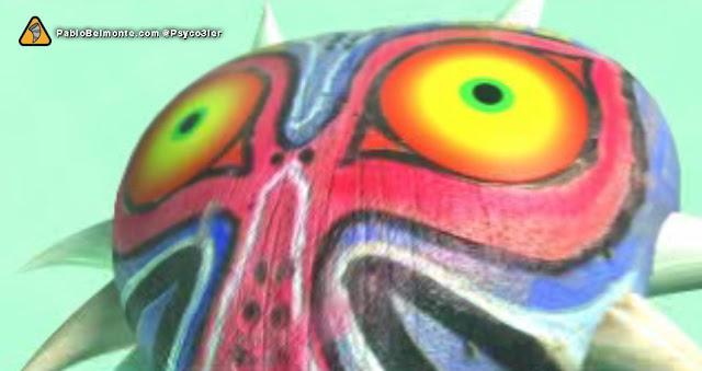Pablo Belmonte Psyco3ler Zelda Majora's Mask