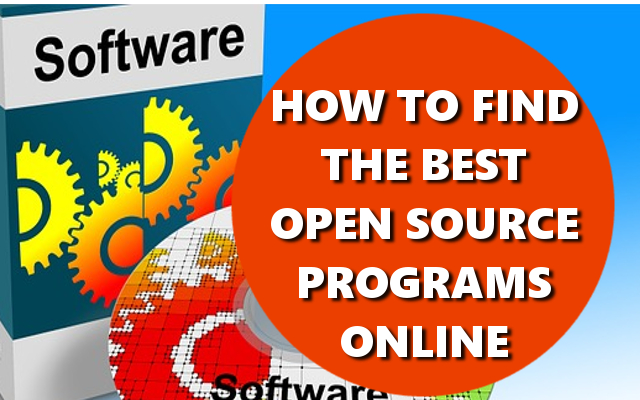 HOW TO FIND THE BEST OPEN SOURCE PROGRAMS ONLINE BASIC HOW TOS DOT COM