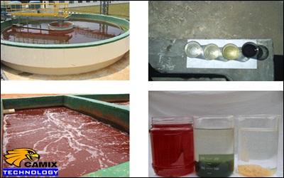 Chỉ chỗ bán hóa chất khử màu nước thải dệt nhuộm –  Đặc trưng cơ bản của nước thải dệt nhuộm