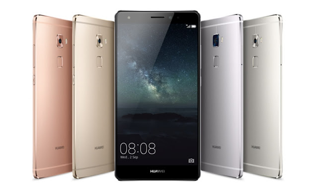 Huawei va a actualizar a Android 7.0 Nougat
