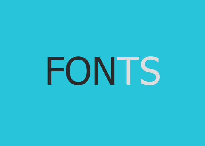 install font linux