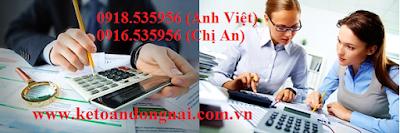 Dịch vụ báo cáo thuế tại Biên Hòa